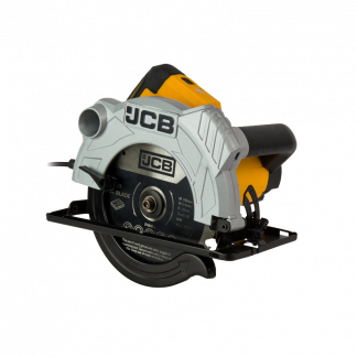 JCB 1500W Circular Saw front angle elevation