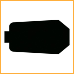 JCB Website Icon Dustbag