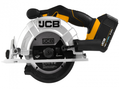 JCB-18CS front elevation