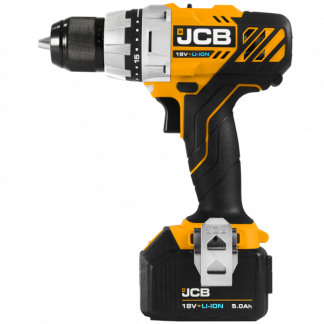 JCB 18v Drill Driver side elevation