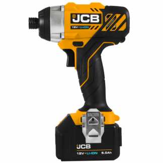 JCB 18v Impact Driver side elevation