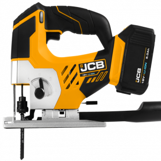 JCB 18v Jigsaw side elevation