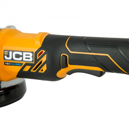 JCB-18AG handle and trigger close up