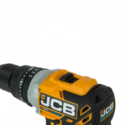 JCB-18BLCD Top View