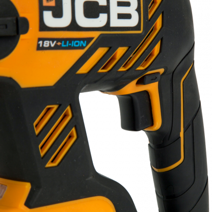 JCB-18BLRH Trigger Close Up