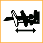 JCB Website Icon Adjustable Shoe