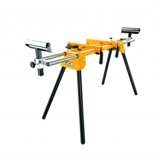 JCB Mitre Saw Stand angled elevation