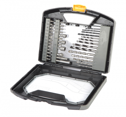 JCB Combination Set 40 Piece open case