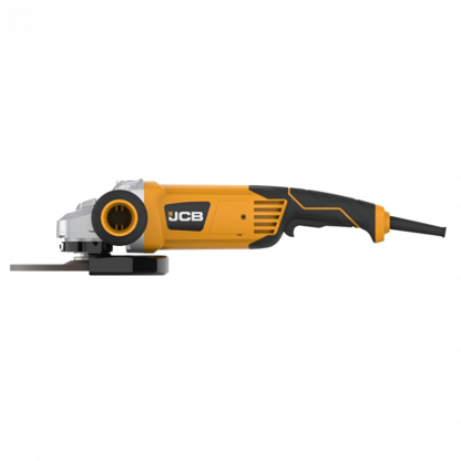 JCB Angle Grinder 230mm side elevation