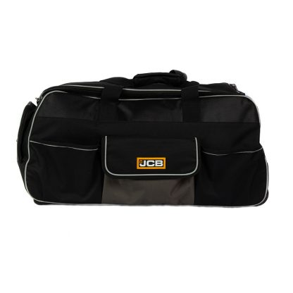 "JCB 20"" Softcase Bag front view"