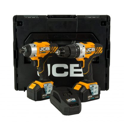 18v Cordless Twin Pack front elevation