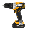 Brushless Combi Drill side elevation